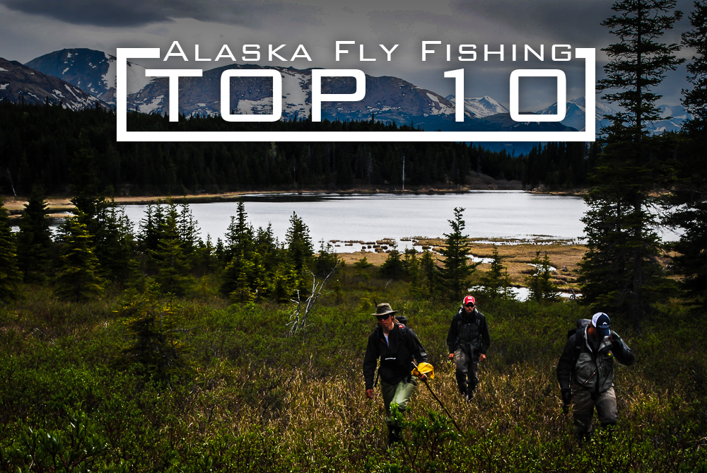 Top Ten Alaska Fishing