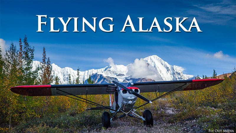 Fly Out Lodge Flying Alaska